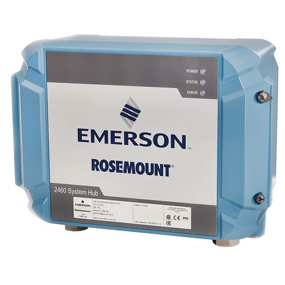 Rosemount 2460 System Hub