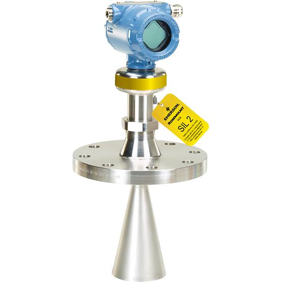 Rosemount™ 5408 Level Transmitter – Non-Contacting Radar
