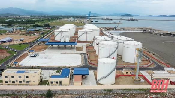 (Tiếng Việt) Hoàn thành lắp đặt, cài đặt và vận hành thử nghiệm HTĐMTĐ tại tổng kho và bến cảng xăng dầu Anh Phát